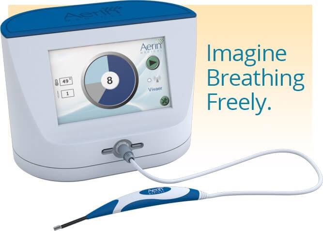 nasal airway remodeling