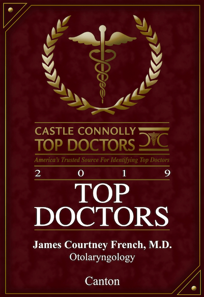 dr french castle connolly top doctor award